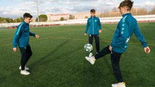 Canteranos de la SD Huesca
