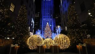 Nueva York enciende su Navidad