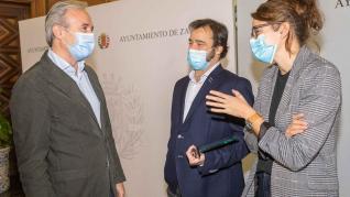 Premio 'Periodistas de Aragón-Ciudad de Zaragoza 2019'