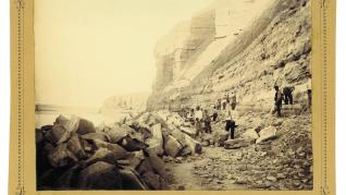 Ingenieros y fotógrafos. Imágenes de 1887 a 1910.