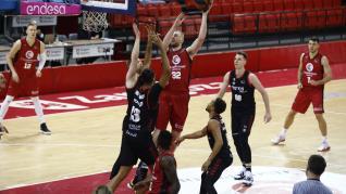 Casademont-Bilbao Basket.