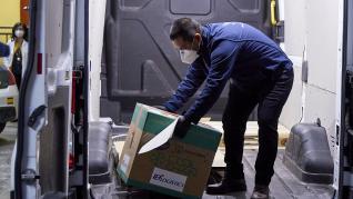 España empieza a vacunar contra el coronavirus.