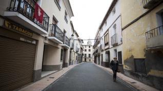 Calle en Pedrola