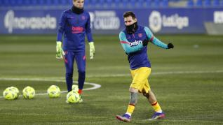 SD Huesca-FC Barcelona