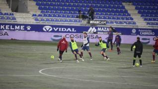 Foto del partido SD Huesca-Betis, de la Liga Santander