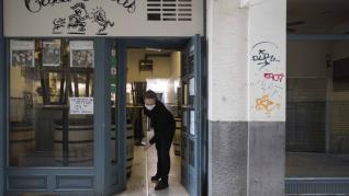 Cierre del comercio y la hostelería en Aragón a las 18.00 por las nuevas restricciones.