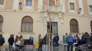 Estreno del consulado móvil de Marruecos en Calatayud