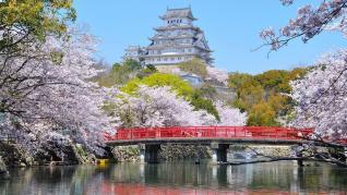 Castillo de Himeji (Japón)