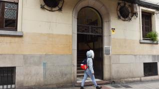 Incendio en Conde Aranda
