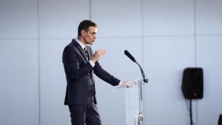 Pedro Sánchez visita Zaragoza para presentar el Plan de Recuperación de la Economía Española