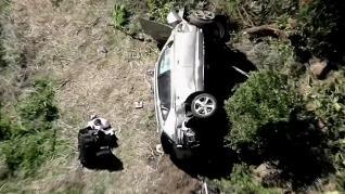 Accidente de tráfico de Tiger Woods