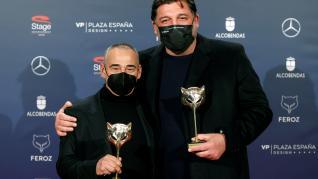 Ceremonia de entrega de la octava edición de los Premios Feroz
