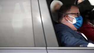 El comisario José Manuel Villarejo sale de la cárcel de Estremera:su abogado Antonio José García Cabrera