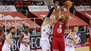 El Casademont Zaragoza saca billete para la final a ocho