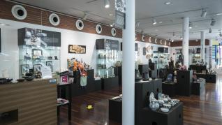 Tienda del CADA: un espacio para la cerámica.