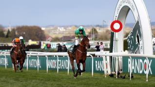 GrRachael Blackmore gana el Grand National