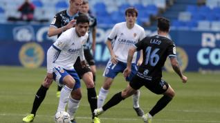 Foto del partido Real Zaragoza - Almería, jornada 34 de Segunda División