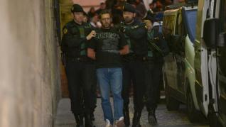 Igor el Ruso, detenido el 15 de diciembre de 2017