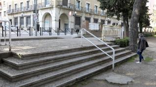 Mejoras e inversiones pendientes en los parques Miguel Servet y San Martín.
