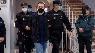 Cuarta jornada del juicio contra Igor el Ruso en Teruel