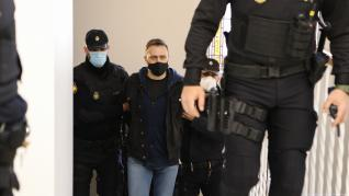 Quinta jornada del juicio contra Igor el Ruso en Teruel