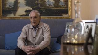 Ancianos que viven solos