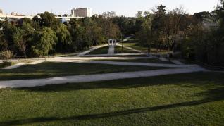 El Rincón de Goya podría albergar conciertos de hasta mil personas este mismo verano.