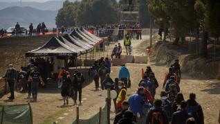 Campeonato de Motocross en Calatayud