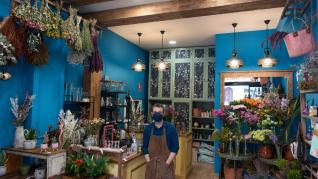 El Buen Jardinero: una floristería de cuento.