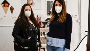 Diana Cebrián y Silvia Redín, de Flash & Go Fotografía.