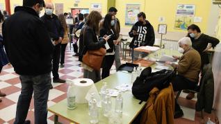 Elecciones en Madrid, en imágenes.