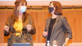 Congreso de Enfermeras Gestoras en el Auditorio de Zaragoza.