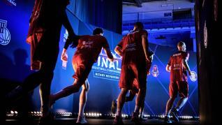 Partido Nizhny Novgorod - Casademont Zaragoza, cuartos de la Final a Ocho del Basketball Champions League