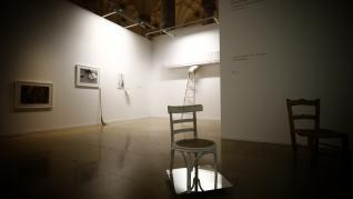 Exposición de Ricardo Calero en La Lonja
