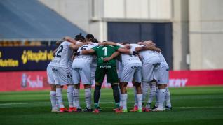 La SD Huesca se ha enfrentado al Cádiz en el Carranza este sábado por la tarde.