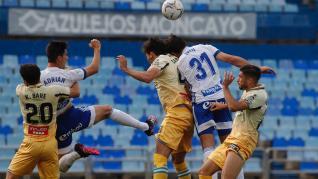 Real Zaragoza-Espanyol en La Romareda