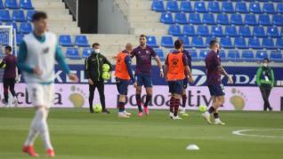 Foto del partido SD Huesca - Athletic, jornada 36 de Primera División