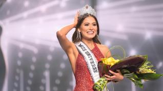 La mexicana Andrea Meza fue coronada este domingo como Miss Universo.