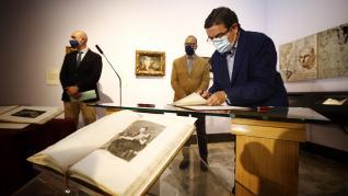 Grabados en el Museo Goya