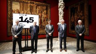 Ibercaja celebra 145 años de historia