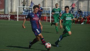 Partido Huesca B-Cuarte