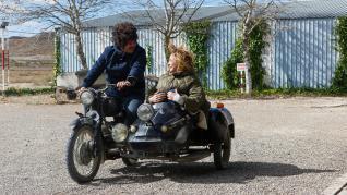 Xosé A. Touriñán y Marta hazas, de 'Rutas Bizarras' por Aragón