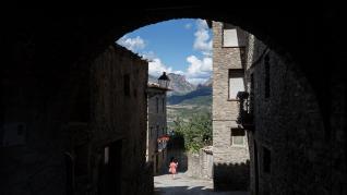 Roda de Isábena, el pueblo más pequeño con catedral