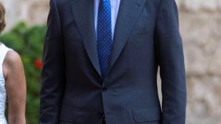 El rey Felipe VI recibe en audiencia a las autoridades de Islas Baleares