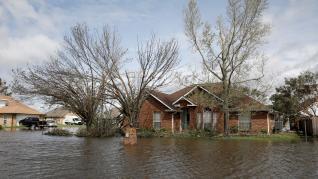 El paso del huracán Ida por Estados Unidos.