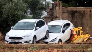 Inundaciones en Alcanar