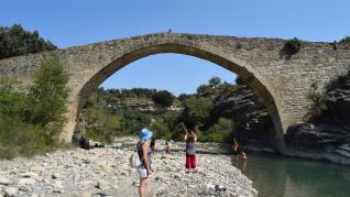 Fotos de los puentes de Isábena, en 'Aragón es extraordinario'