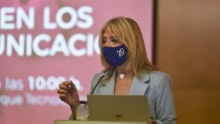 Periodistas de prensa, radio y televisión han reflexionado este martes en Huesca sobre el papel de las mujeres en los medios de comunicación.