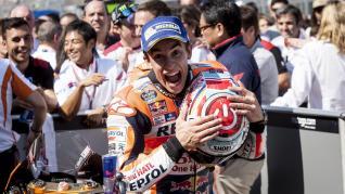 Once años de imágenes del Gran Premio de Aragón en Motorland
