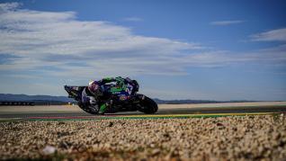 Segunda jornada del Gran Premio Tissot de Aragón: entrenamientos libres